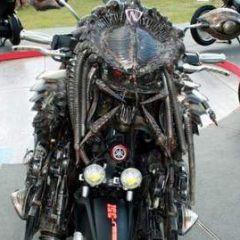 Мотоцикл-хищник из Таиланда
