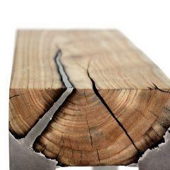 Деревянно-алюминиевая мебель