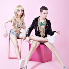 Ожившие Барби и Кен