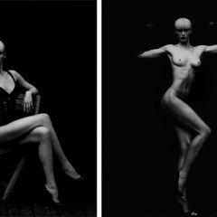 Черно-белый мир Анны Вялициной