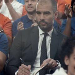 Новая реклама от Nike Football