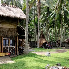 Шоколадная фабрика в тропическом раю