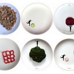 Посуда для любителей  спорта