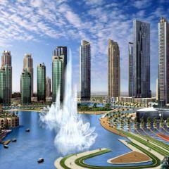Исполины в Эмиратах