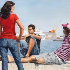 Реалистичные картины о городской молодежи