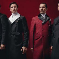Шикарные мужчины этой осенью будут в  Prada