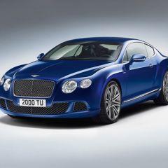 Новый автомобиль от Bentley