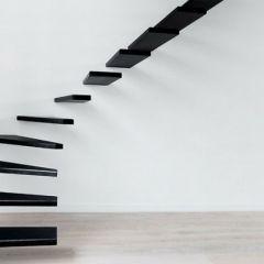 Лестница для любителей минимализма