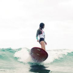 Фоторепортаж с фестиваля серфинга Roxy PRO