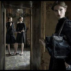 Фотосессия для новой коллекции Valentino