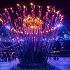Лондонский олимпийский огонь