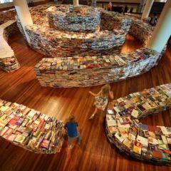 Лабиринт для любителей чтения