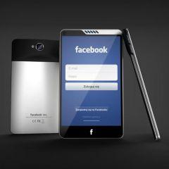 Концепт Facebook Phone