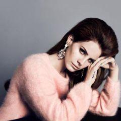 Первая фэшн кампания Lana del Rey