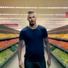 Знаменитый футболист рекламирует паралимпийские игры