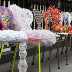 Дизайнерские стулья и благотворительность
