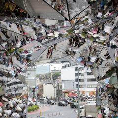 Японский торговый центр