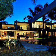 Дом в Африке