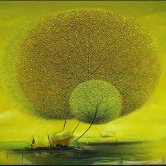 Пейзажи вьетнамского художника