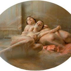 Работы венгерского живописца