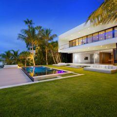Вилла Miami Beach Residence