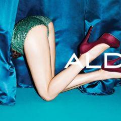 Реклама обувной компании
