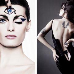 Волнующая фотосессия с бразильской моделью
