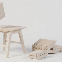 Хитрый стул от канадских дизайнеров