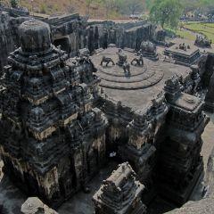 Чудесный храм в Индии