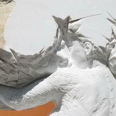 Скульптура «Симбиозы»