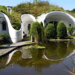 Дома для защитников экологии