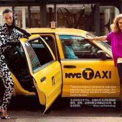 Путешествие по Америке с Harper's Bazaar China