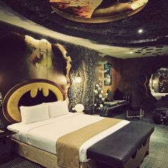 Комната для поклонников Бэтмена