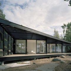 Интересный дом в Стокгольме