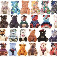 Медведи для благотворительной акции