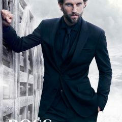 Зимняя коллекция от Hugo Boss Black