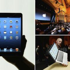 Презентация новых товаров от Apple оказалась очень насыщенной на новинки