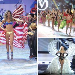 Новый показ белья Victoria's Secret
