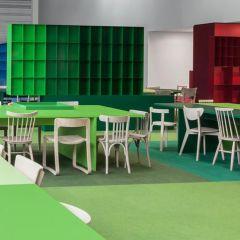 Концепт офиса для людей с ограниченными возможностями от VMX Architects