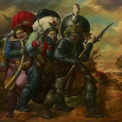 Картины Виктора Сафонкина