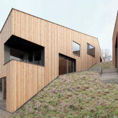 Стильный жилой дом в Постлингберге