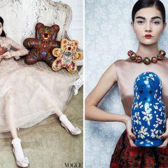 Известные дизайнеры из России и благотворительный аукцион