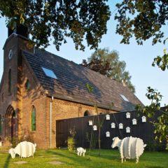 Уникальное преображение старой церкви