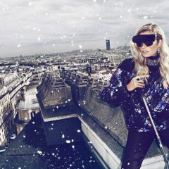 Cato Van Ee на обложке испанского Vogue