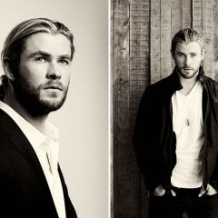 Chris Hemsworth в Empire