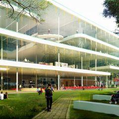 Очередной проект библиотеки в столице Финляндии