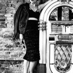 Фотосессия Rachael Taylor на страницах Twelv Magazine