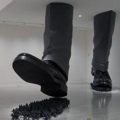 Инсталляции из Кореи в исполнении Do Ho Suh