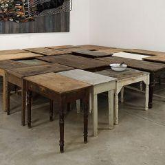 Мастер инсталляций из Италии Jannis Kounellis