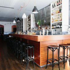 Новый проект ресторана от David Santos